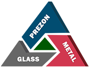 Prezon Glass Logo